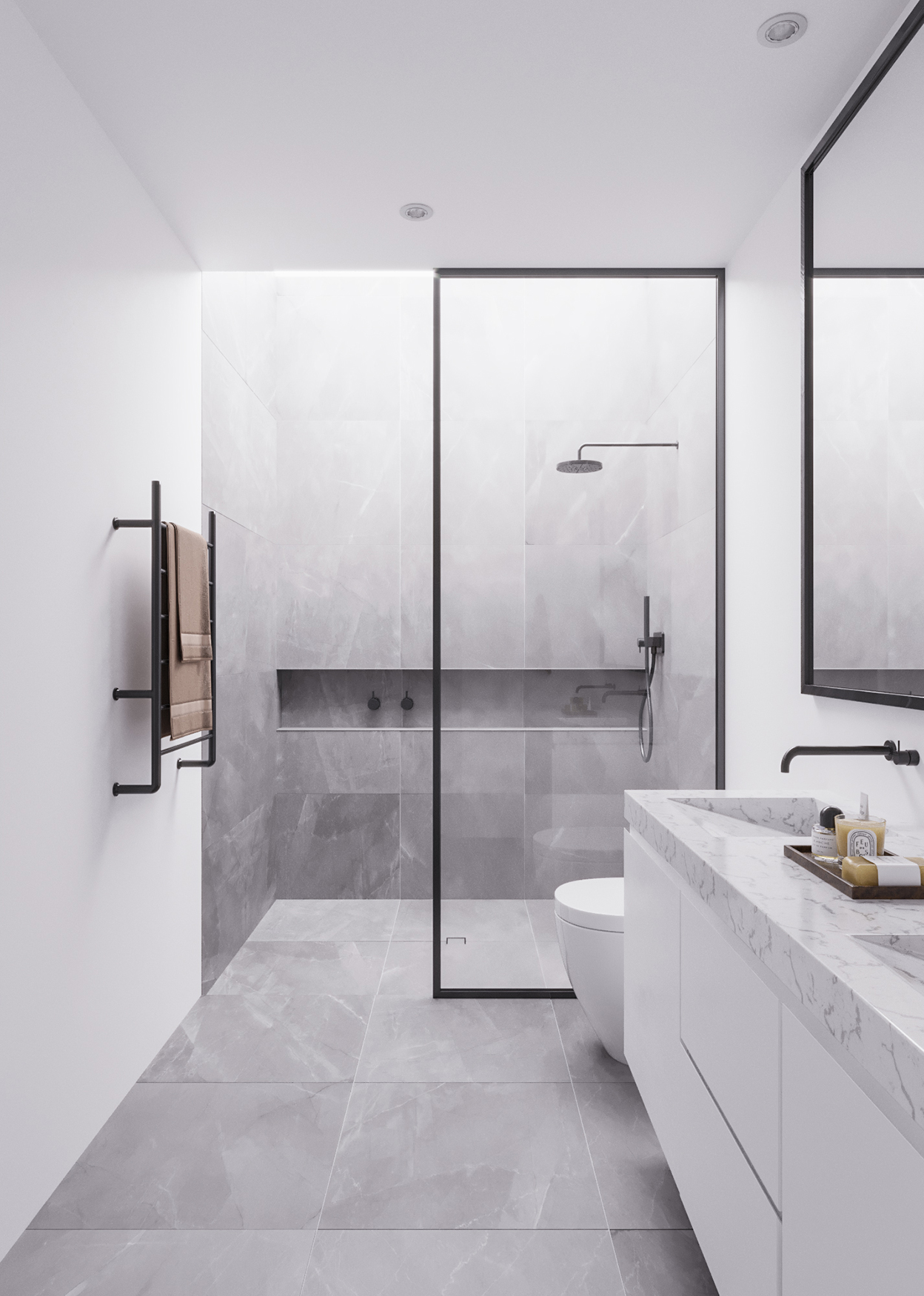MK2 Bathroom by Giovanne Souza - Showcase - Talk at Ronen Bekerman\'s ...